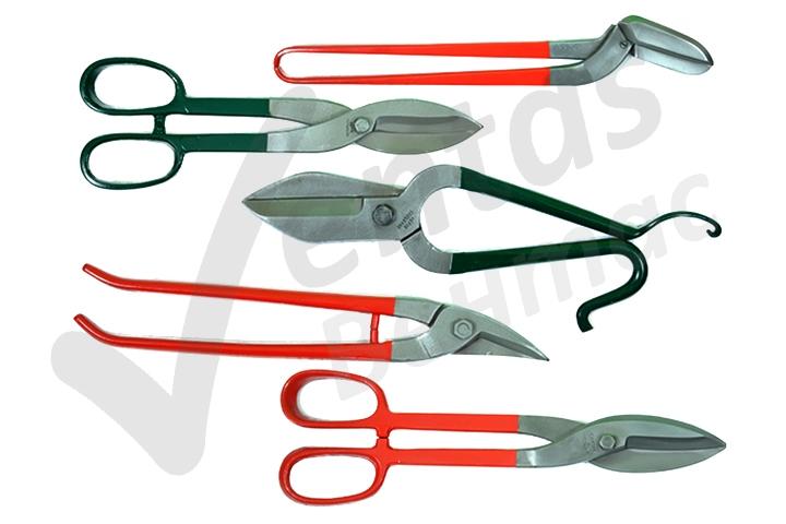 Ручные ножницы по металлу